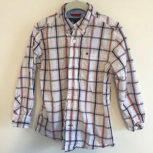 Tommy Hillfiger button down shirt